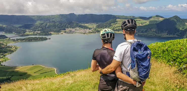 MTB Bike Tour - Sete Cidades Ridge