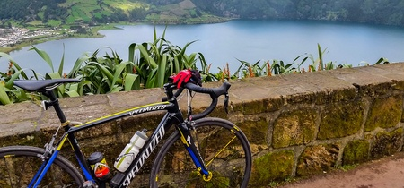 Road Bike tour - Tour Seven Wonders - Sete Cidades