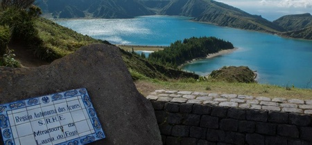 Road Bike Tour - Barrosa Peak: Lagoa do Fogo
